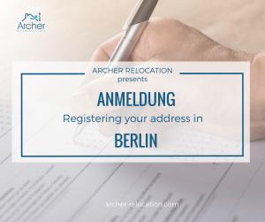 Registration Berlin