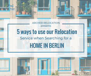 How to use a relocation Service