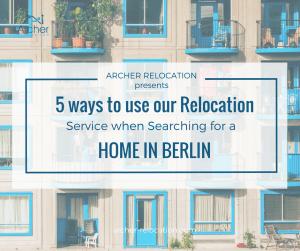 Relocation Service Berlin berlin relocation archer relocation