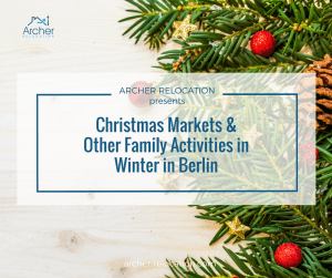 Christmas Markets and Other Winter Activities with the Family in Berlin