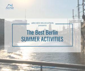 Berlin Summer Activities