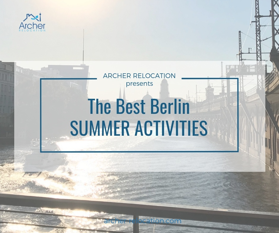 Berlin Summer Activities