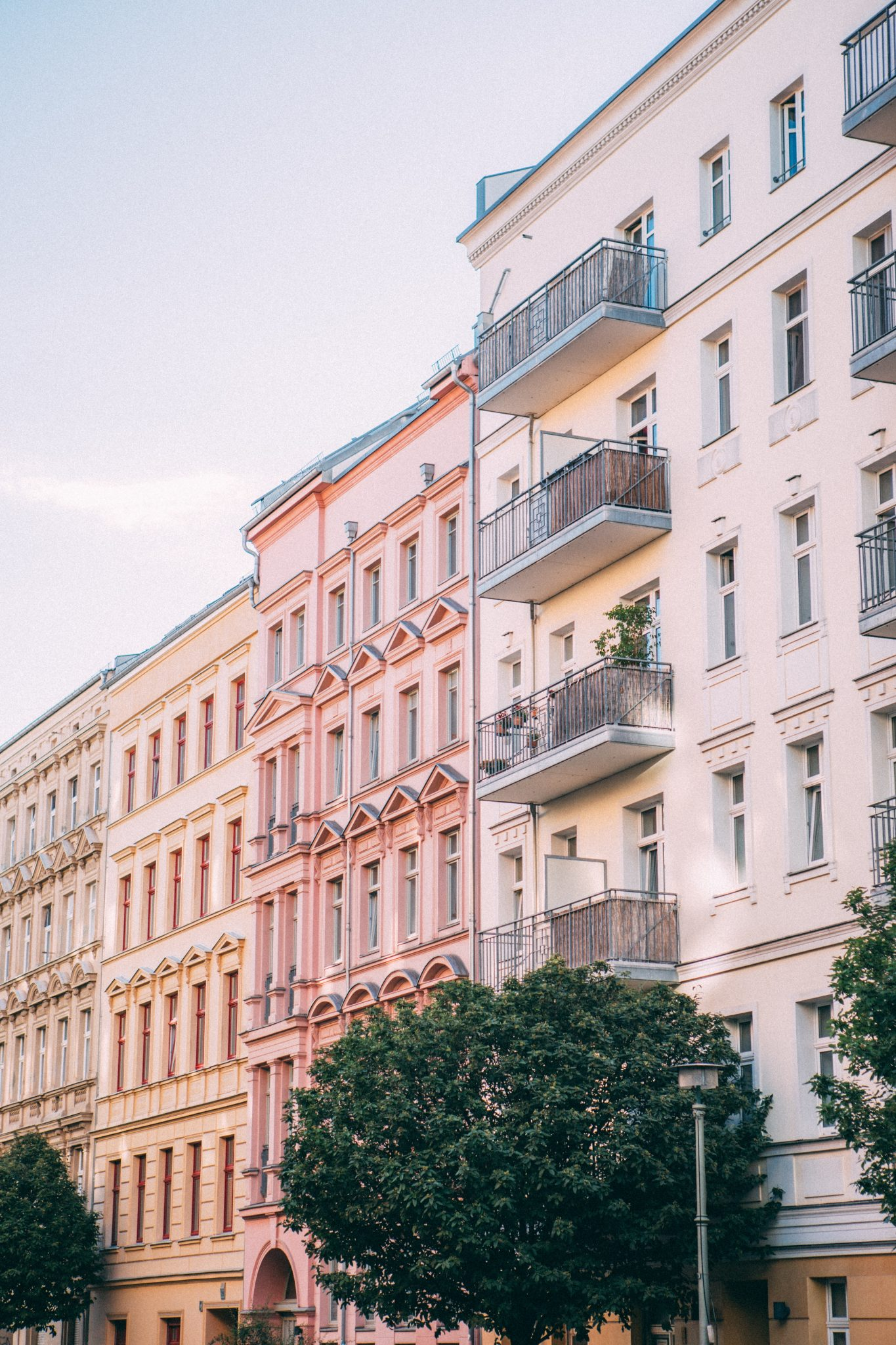Berlin Apartment Search