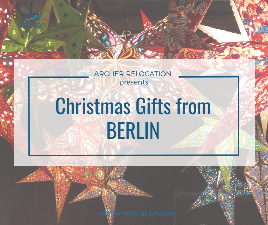 Christmas Gifts from Berlin