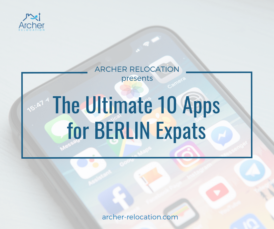 apps for Berlin expats