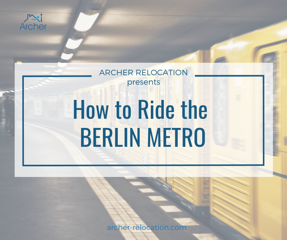 How to Ride the Berlin Metro