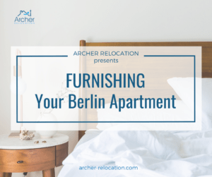 Furnishing Your Berlin Apartment