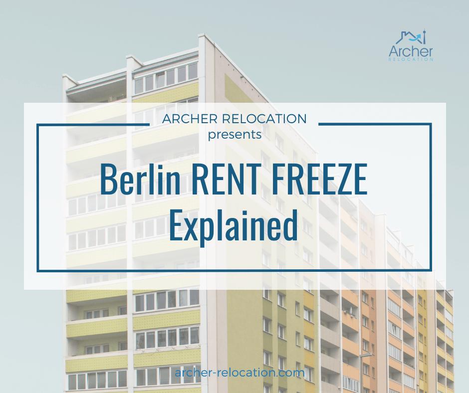 Berlin Rent Freeze Explained