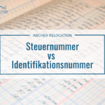 Steuernummer vs. Identifikationsnummer