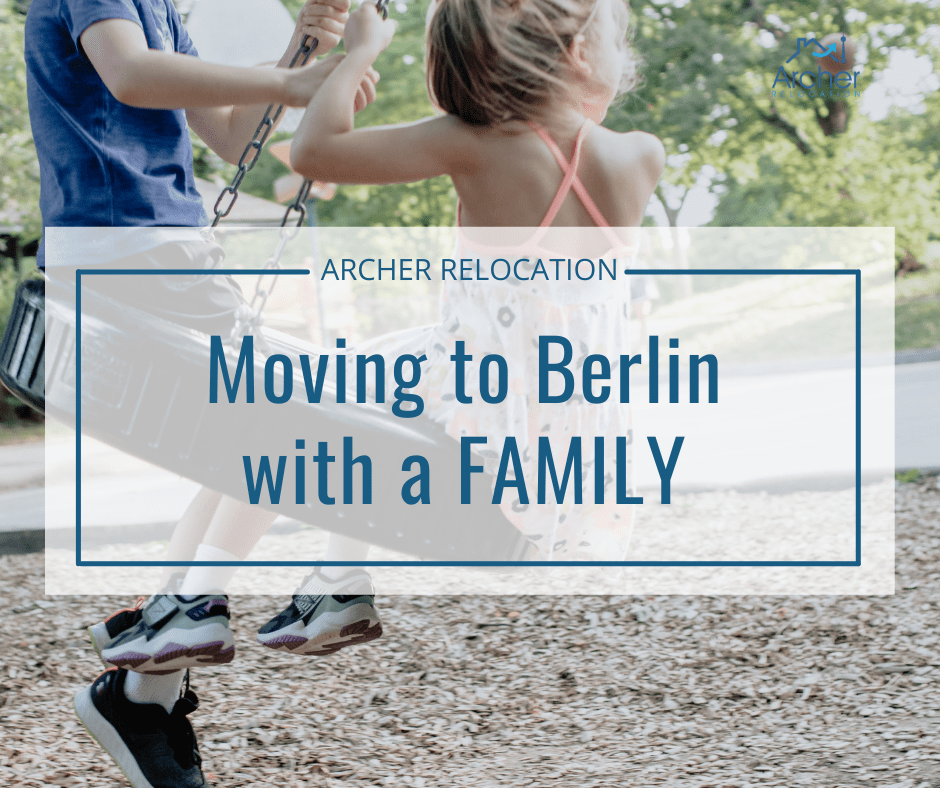 Moving to Berlin with a Family